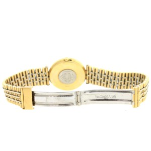 Van Cleef & Arpels Yellow Gold  Watch