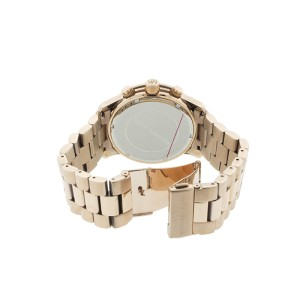 Michael Kors Runway Chronograph Rose Gold-tone Men's Watch