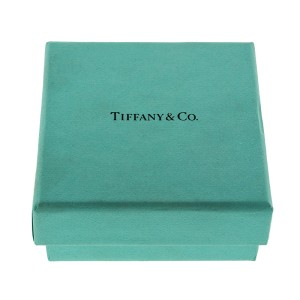 Tiffany & Co. Sterling Silver Mesh Earrings
