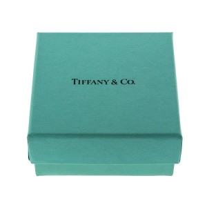 Tiffany & Co. Sterling Silver Bar Earrings
