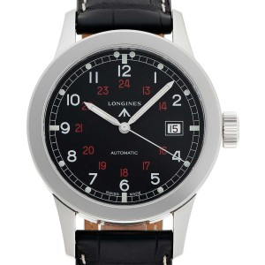 Longines Heritage L28324530 40mm Mens Watch