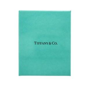 Tiffany & Co. Black Disc Lacquer Pendant Necklace