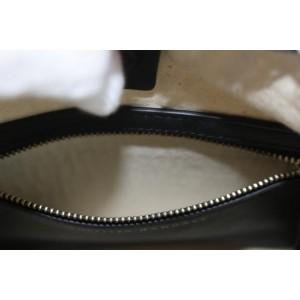 Loeffler Randall Navy Stripe Textile Bucket 18mz0731 Blue Canvas Cross Body Bag