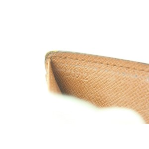 Louis Vuitton Monogram Bifold Florin Wallet Slender Multiple Marco 134lvs24
