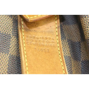 Louis Vuitton 100th Anniversary Limited Edition Centenaire Damier Columbine 364lvs22