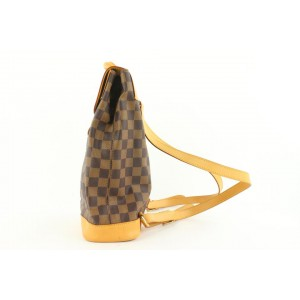 Louis Vuitton Centenaire Damier Arelquin Soho Backpack 471lvs63