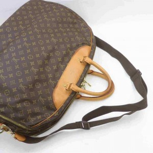 Louis Vuitton Monogram Alize 2 Poches Bandouliere with Strap 860259