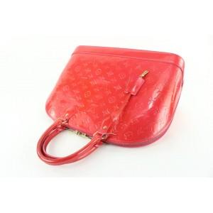 Louis Vuitton Alma GM Rose Indien Alma GM Bowler Bag 232lvs56