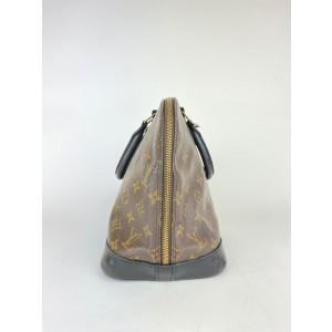Louis Vuitton Macassar Monogram Alma PM 12L101