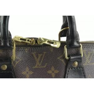 Louis Vuitton Monogram Alma PM Bowler Bag 231lvs55
