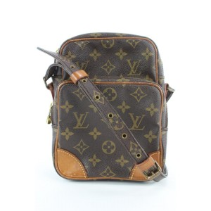 Louis Vuitton Monogram Amazon Crossbody 324lvs223