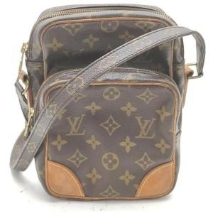 Louis Vuitton Monogram Amazon Crossbody Bag 862307