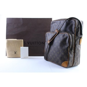 Louis Vuitton ( ULTRA RARE ) Huge XL Monogram Amazon GM 858400