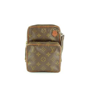 Louis Vuitton Monogram Mini Amazon Crossbody Amazone 6L1111