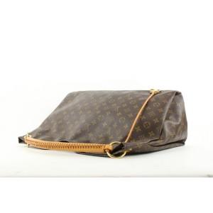 Louis Vuitton Rare Large Monogram Artsy GM Hobo Bag