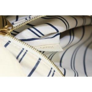 Louis Vuitton Ivory Monogram Empreinte Leather Artsy MM Hobo Bag 2lvlm312