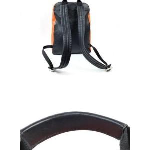 Louis Vuitton Damier Infini Orange Leather Avenue Daypack Backpack 860746