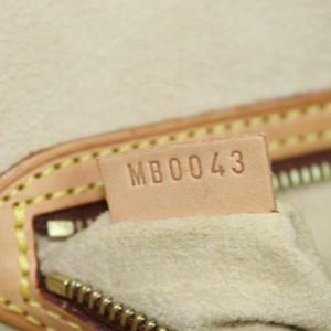 Louis Vuitton Monogram Babylone Zip Tote 861151