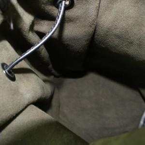 Louis Vuitton Black Epi Noir Sac a Dos Sling Backpack Hobo Drawstring 872821