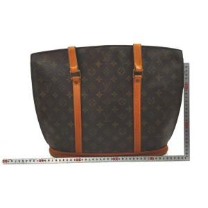 Louis Vuitton Monogram Babylone Zip Tote bag 861765