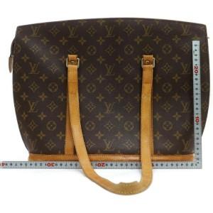 Louis Vuitton Monogram Babylone Zip Tote Bag 862760