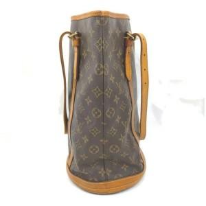 Louis Vuitton Monogram Marais Bucket GM Tote 861711