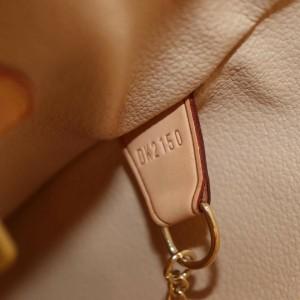 Louis Vuitton Monogram Marais Bucket GM Tote Bag 862237