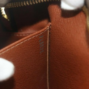 Louis Vuitton Monogram Cite MM Tote Bag 863207