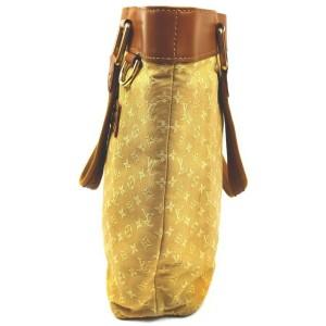 Louis Vuitton Beige Monogram Mini Lin Lucille GM Tote Bag 863049