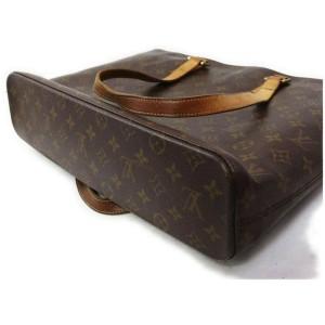 Louis Vuitton Monogram Luco Zip Tote Bag 862728