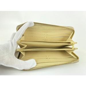 Louis Vuitton Damier Azur Zippy Long Wallet 18lva1117