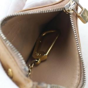 Louis Vuitton Key Cles Pochette Keychain Change Monogram Vernis Coin Pouch 871949