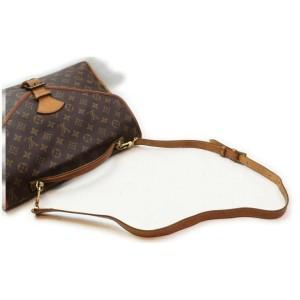 Louis Vuitton Monogram Bel Air 2way Briefcase Ivy Beverly 863004