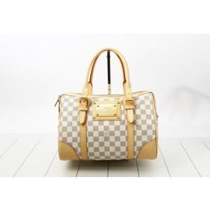 Louis Vuitton Damier Azur Berkeley Boston 860760