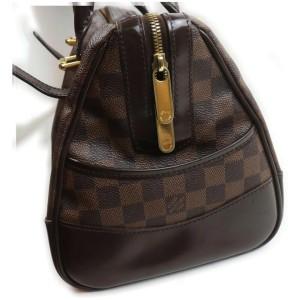 Louis Vuitton Damier Ebene Berkeley Bowler Satchel Bag 862245