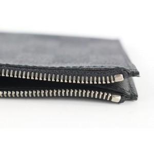 Louis Vuitton Black Damier Graphite Zip Pouch 851lvs48