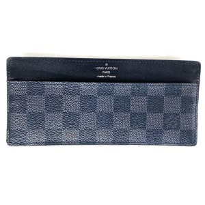 Louis Vuitton Damier Graphite Card Holder Wallet 14la859