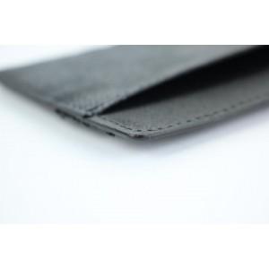 Louis Vuitton Black Damier Graphite Long Card Case 901lt9 Wallet