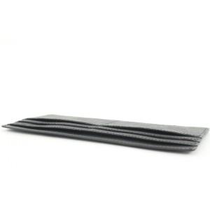 Louis Vuitton Damier Graphite Long Card Holder Wallet Case 176lvs28
