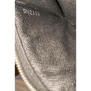 Louis Vuitton Large Black Epi Leather Noir Key Pouch Pochette Cles Keychain 861078