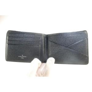 Louis Vuitton Damier Graphite Multiple Florin Slender Men's Bifold Wallet 121lvs429