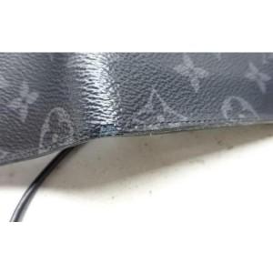 Louis Vuitton Monogram Eclipse  Multiple Wallet Florin Slender 860904