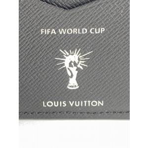 Louis Vuitton World Cup Soccer Card Organizer De Poche Cartes Fifa Wallet 861408