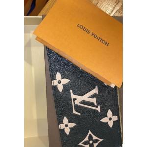 Louis Vuitton Crafty Felicie Zip Insert Poche Pochette Toilette Coin Purse 860722
