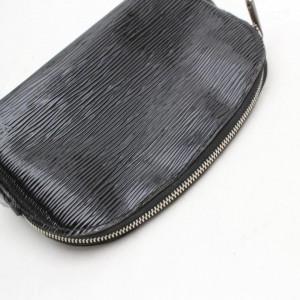Louis Vuitton Epi Electric Noir Black Cosmetic Pouch Pochette Cosmetique 869207