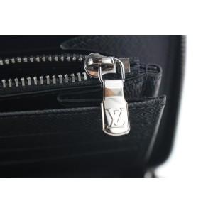 Louis Vuitton Fragment Black Monogram Eclipse Zippy Organizer 264lvs216