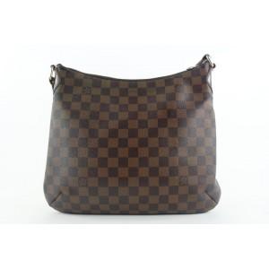 Louis Vuitton Damier Ebene Bloomsbury PM Crossbody Bag 909lvs414