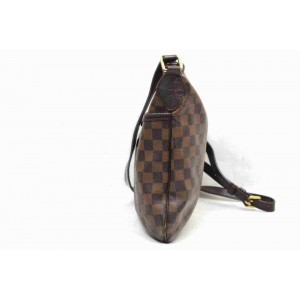 Louis Vuitton Damier Ebene Bloomsbury Crossbody 860195