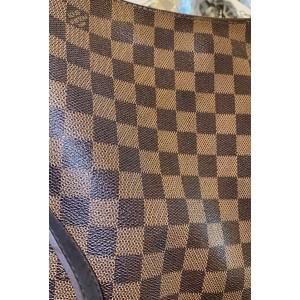 Louis Vuitton Damier Ebene Bloomsbury PM Crossbody Messenger 860855