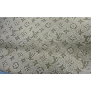 Louis Vuitton Khaki Olive Monogram Mini Lin Josephine PM Speedy Boston Bag 862138